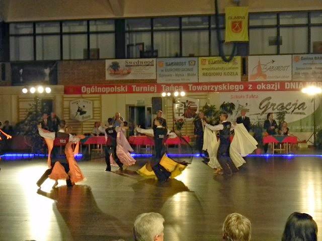 taniec, konkurs, turniej