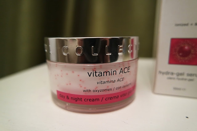 SBC Vitamin ACE Day and Night Cream