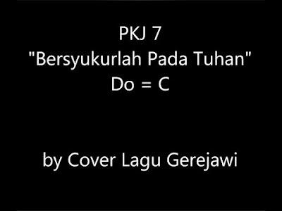 Kumpulan Lirik Lagu PKJ Pelengkap Kidung Jemaat