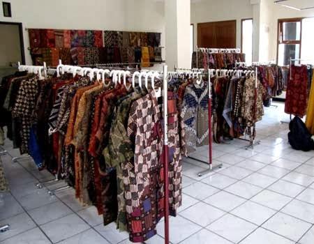 toko batik solo