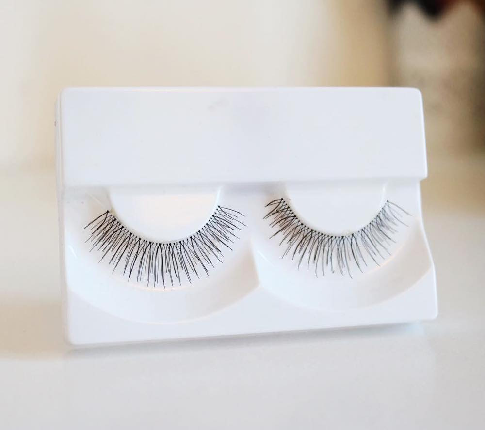 ebay fake strip eyelashes