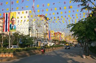 Hua Hin Chomsin Road