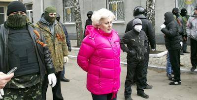 Суд освободил сепаратистку Штепу из-под стражи