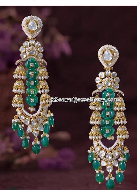 Pretty Diamond Hangings by PMJ