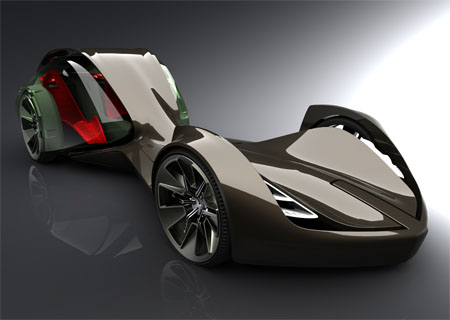 Free New Concept Cars And Prototype Vehicles Vehicle Information From To Automotive The Front Wheel Drive Car Also Rings In A Technological