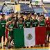 Resultados de Selección Mexicana U16 en el COCABAU16 de 2019
