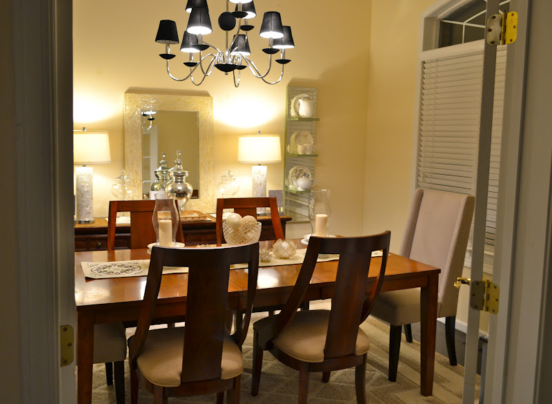 Life Home At 2102 And The Winners Are Dining Room Update