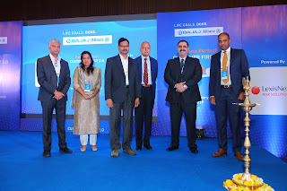 Bajaj Allianz organised Second Edition of  Life_'Future Perfect-Customer First'