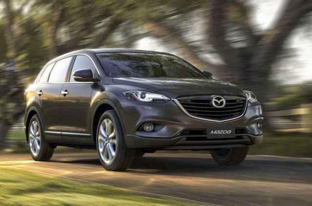 2018 Voiture Neuf ''2018 Mazda CX-9'', Photos, Prix, Date De Sortie, Revue, Nouvelles