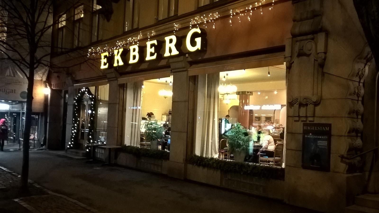 Ekberg Aamiainen