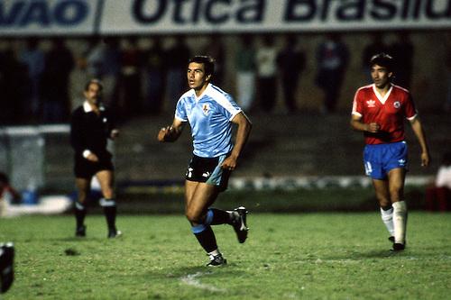 Chile y Uruguay en Copa América 1989, 6 de julio