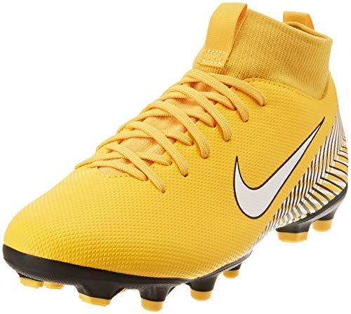 on sale 8f81c 83def  nike  boy Nike Jr. Mercurial Superfly VI Academy Neymar Jr MG Little Big  Kids  Multi-Ground Soccer Cleat (3) 2019
