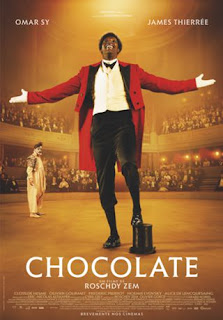 Chocolate - Poster & Trailer