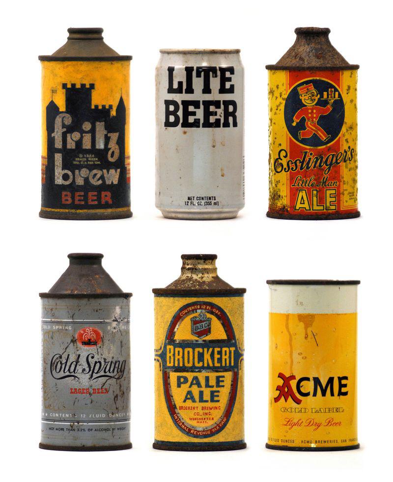 Vintage Beer Can 44