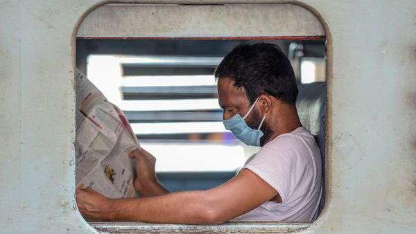 Coronavirus, Indian Railways