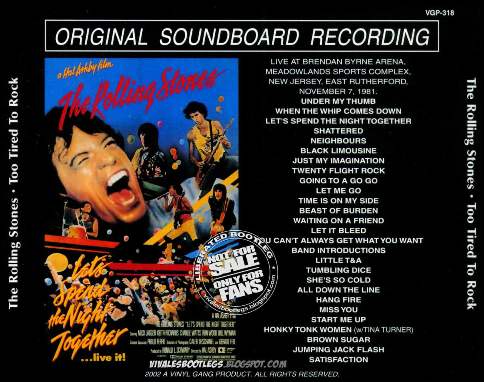 Rolling Stones Flac