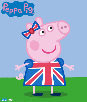 NickALive!: British Chancellor of the Exchequer Hails 'Peppa