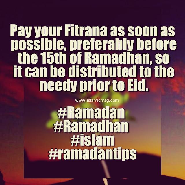 Pay Your Fitrana
