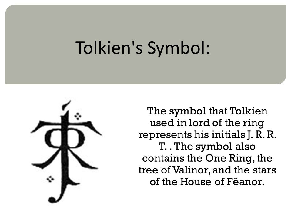 The Once Lost Wanderer Jrr Tolkien