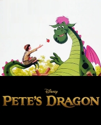Pete's Dragon Movie