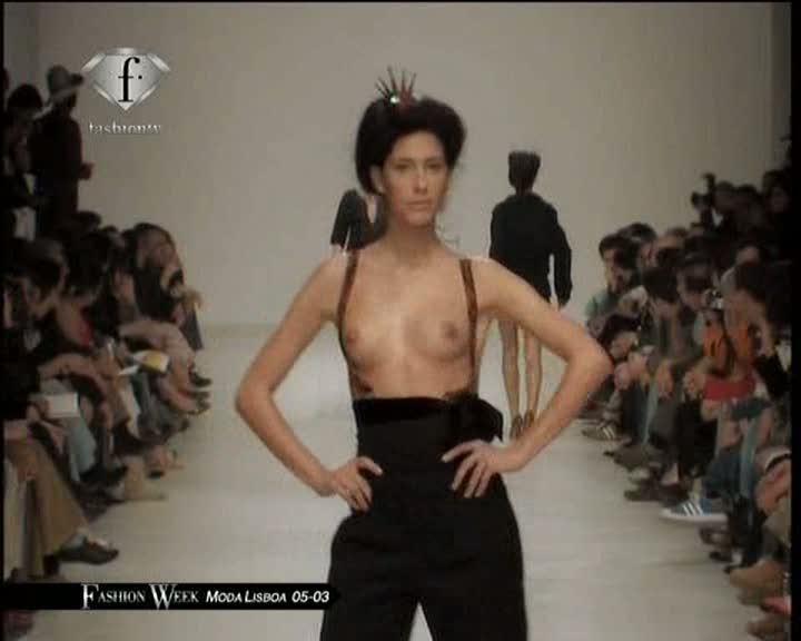 Fashion tv nude
