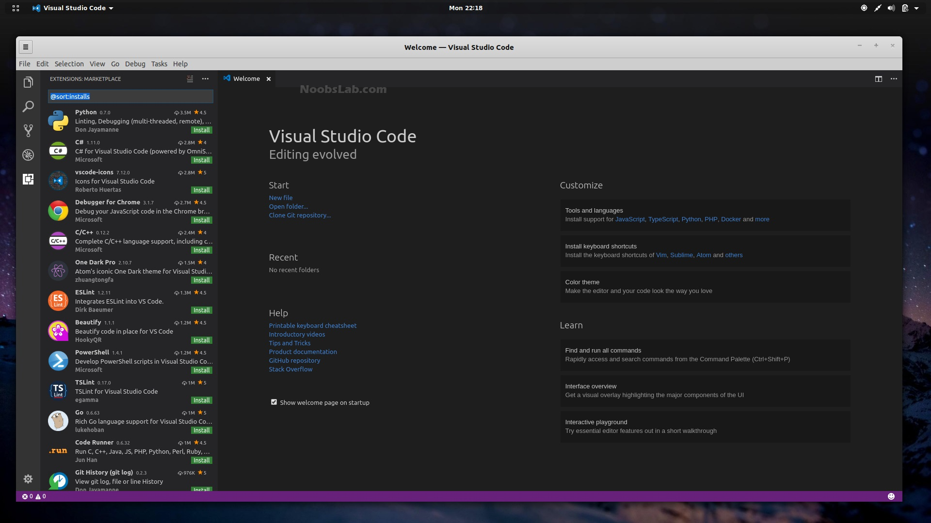 Visual Studio: A Versatile And Open Source Code Editor