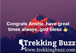 Indian Climber Anshu Jamsenpa