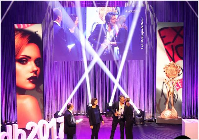Les Victoires de la beauté 2016/2017 - Franck Provost - Blog beauté Les Mousquetettes©