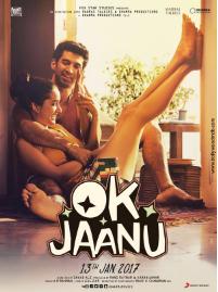 OK Jaanu (2017) Hindi Movie DVDScr 350MB