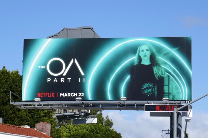 The OA Part II billboard