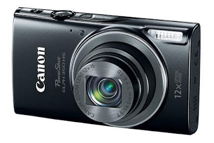 Canon PowerShot ELPH 350 HS Driver Download Windows, Mac