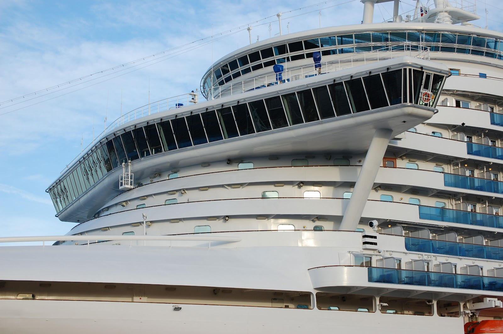 Intimate photos of passenger ships, new chapter