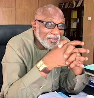 TOP SECRET Of Akeredolu To Sudden Ondo Victory REVEALED; The Buhari Connection - Insider