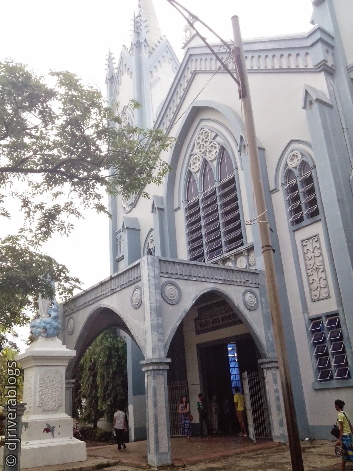 Puerto Princesa Cathedral facade