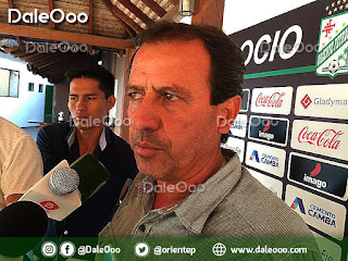 Mario Flores informa el respaldo a Néstor Clausen - DaleOoo - Oriente Petrolero
