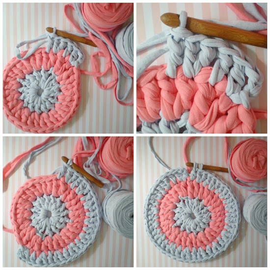 Emérita Desastre: Crochet