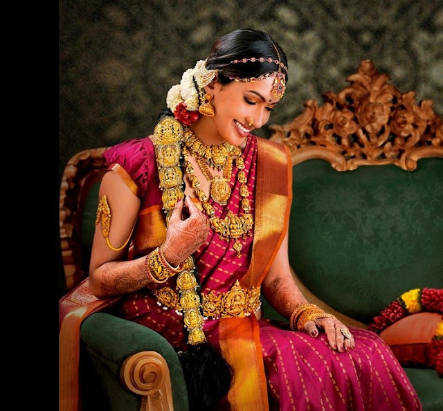 South Indian Bridal Wedding Jewellery Indian Weddings