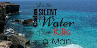 African proverb silent water kills