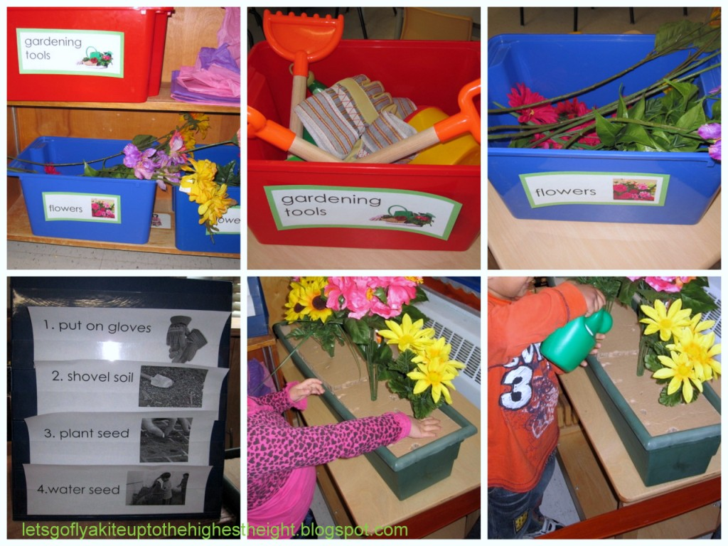 Let S Go Fly A Kite Dramatic Play Flower Shop