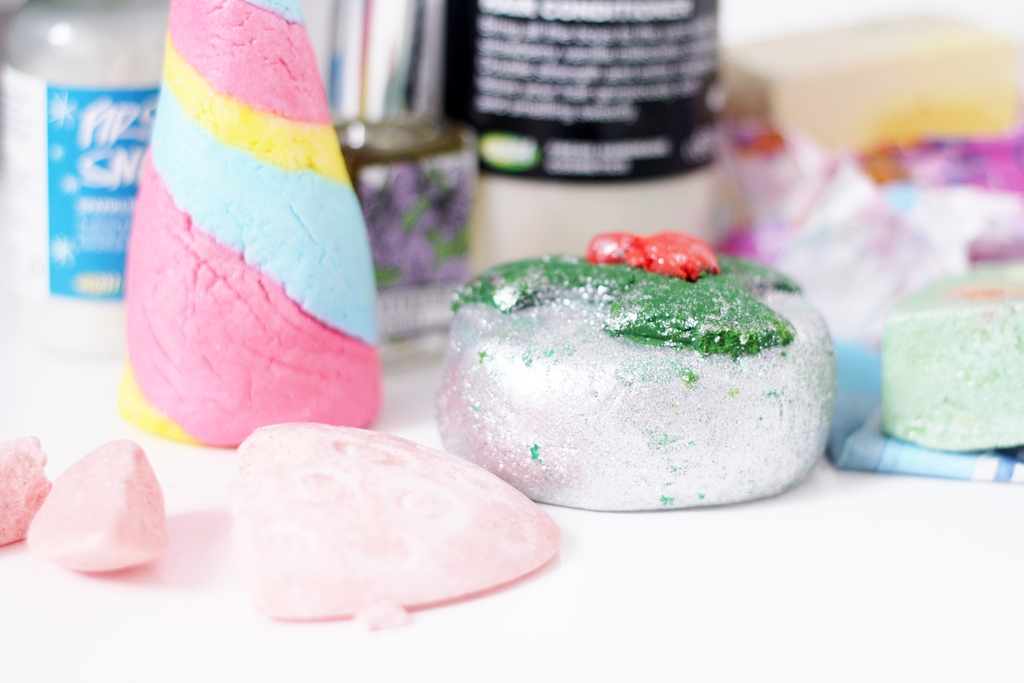 lush winter, lush spring, unicorn horn
