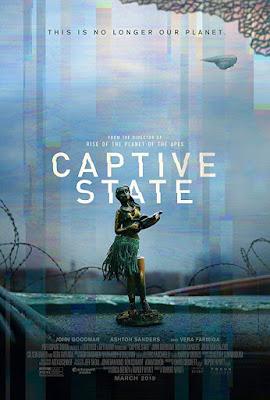 Sinopsis Film Captive State (2019)