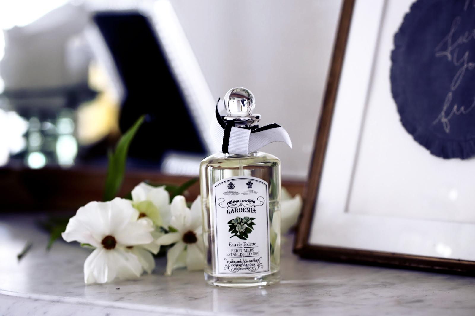 penhaligon's gardenia parfum avis test