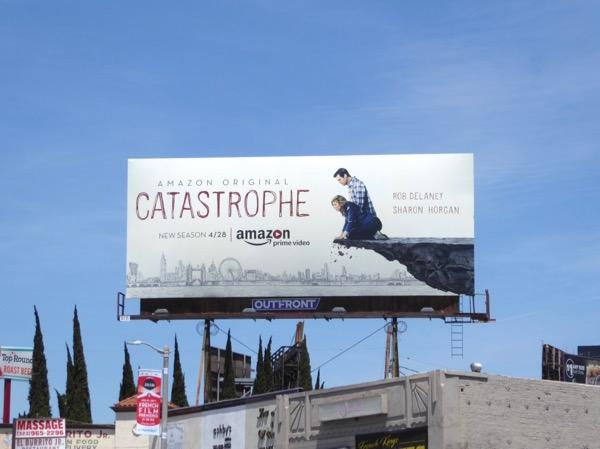 Catastrophe season 3 billboard