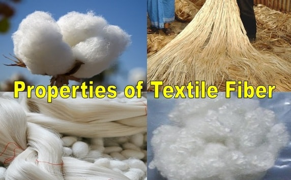 Properties of Textile Fiber