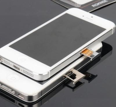 Sim ghep iPhone 5