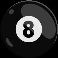 eight ball pool ball