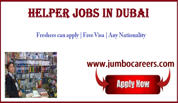 Recent Dubai jobs with benefits, Dubai jobs for Indians,