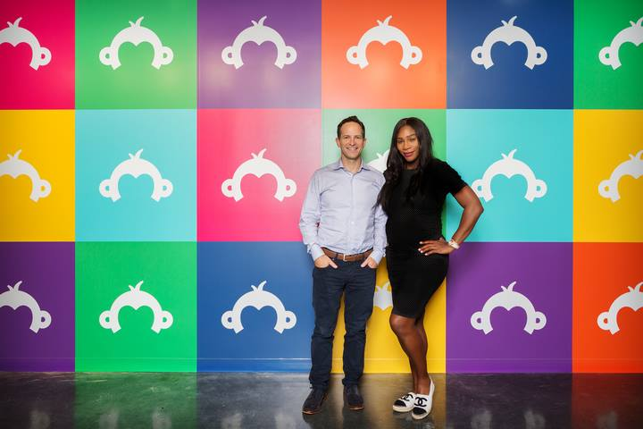 Curiosity is what drives innovation: Serena Williams shared the Survey Monkey board's new mission