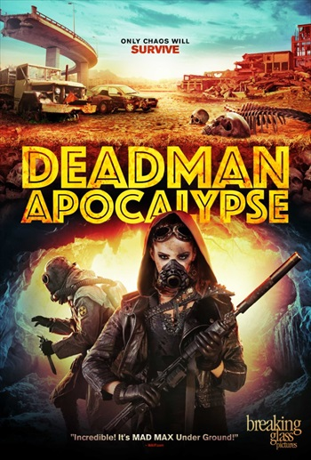 Deadman Apocalypse 2015 English Movie Download