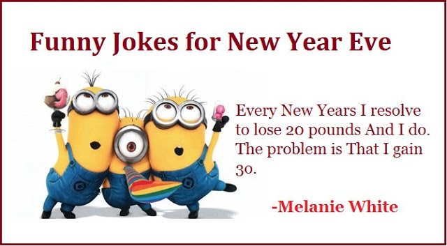 Marvelous Funny Jokes For New Year 2017 Funny New Year Wishes